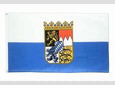 Buy Bavaria Dienstflagge Flag 3x5 ft 90x150 cm Royal