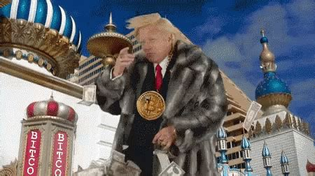 Discover and share the best gifs on tenor. Donald Trump Bitcoin GIF - DonaldTrump Bitcoin Billionaire - Discover & Share GIFs