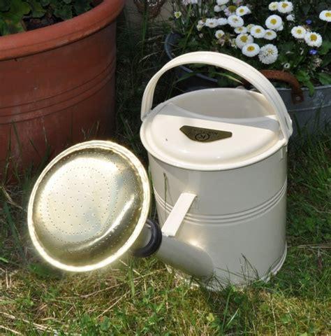 somit gießen gartenmöbel gie 223 kanne metall creme 5 liter