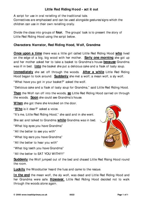traditional stories writing composition literacy resources