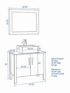 inspiring vanity cabinet height 6 height of bathroom With standard height of a bathroom sink