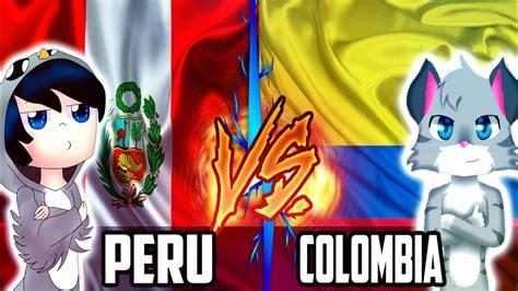 Đội hình dự kiến peru vs colombia: PERU VS COLOMBIA - YouTube