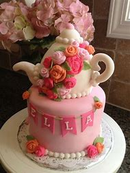 Best Tea Party Cake Ideas And Images On Bing Find What Youll Love