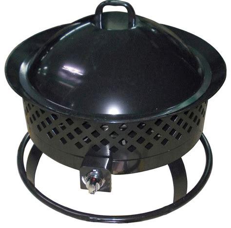 portable gas pit bond 66602 durango portable gas pit traditional