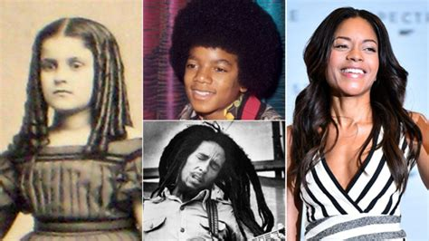 black hair reflect black history bbc news