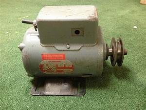 Fs  Original Motor For 10 Heavy 3  4 Hp  Wiring Diagram For