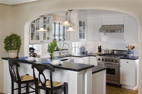 Cute, White Kitchen