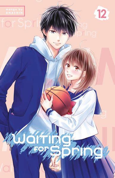 waiting  spring manga volume