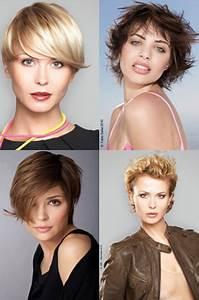 Coupe De Cheveux Qui Rajeunit : photos coiffures courtes femmes ~ Farleysfitness.com Idées de Décoration