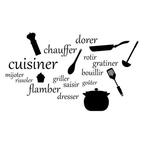 ardoise cuisine deco stickers cuisinier achetez en ligne
