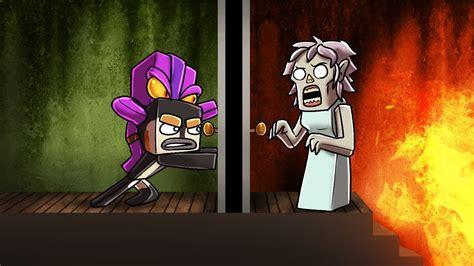 minecraft granny escape lock    basement
