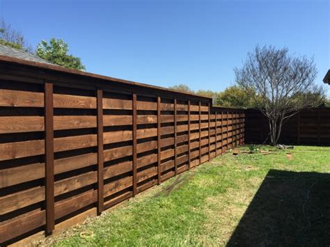 best fences horizontal fence inspiration pictures texas best fence