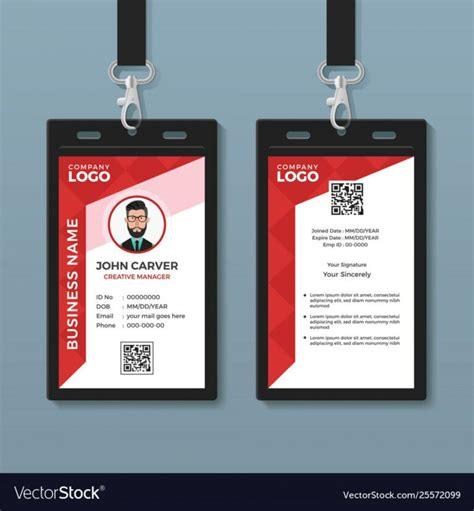 id card template photoshop stirring ideas pvc size psd
