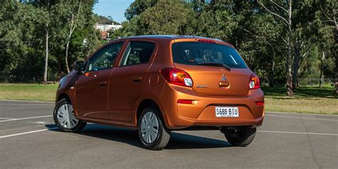 Mitsubishi Mirage by 2016 Mitsubishi Mirage Es Review Caradvice
