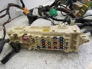 Sell 00 01 02 Mazda 626 Dashboard Engine Wire Wiring