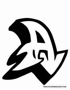 letter r graffiti style | Tattoo Designs