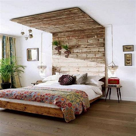 Bedroom Decor Ideas Diy by Creative No Paint Diy Bedroom Wall Ideas