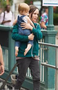 Ellen Page films new movie Tallulah in NYC with Juno co ...