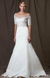 5 favorite 2012 wedding dresses by lela rose onewed With lela rose wedding dresses
