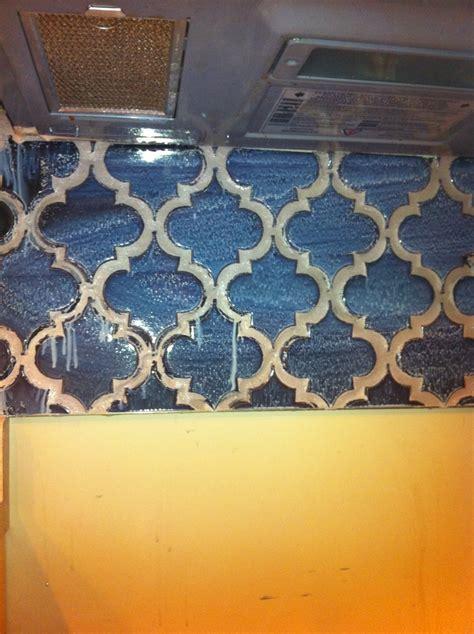 beveled arabesque tile grout looking better columbia missouri bathroom remodel