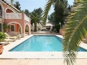 location villa espagne bord de mer youtube With location villa bord de mer avec piscine 2 maison avec piscine en bretagne