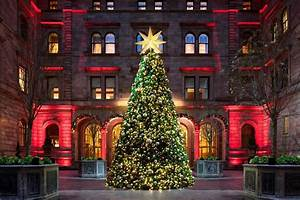 Christmas Trees At Luxury Hotels Around The World - Pursuitist
