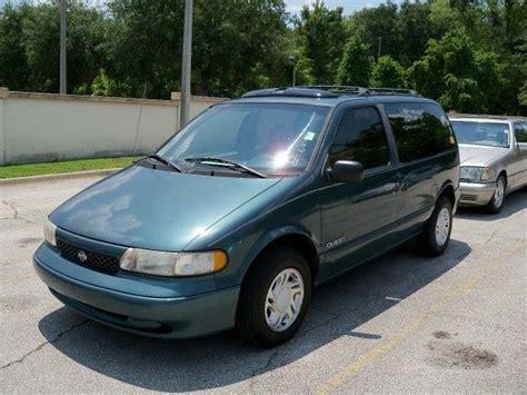 car maintenance manuals 1996 nissan quest on board diagnostic system 1996 nissan quest gxe minivan