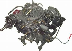 1989 Honda Accord Weber Carb