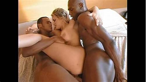 Attractive Brazilian Stepbrother Gabriela Nailed With #Blonde #Slut #Interracial #Double #Penetration