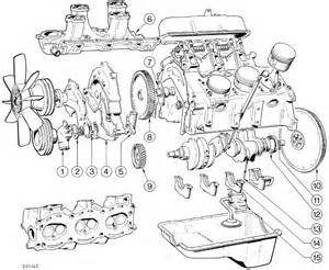 similiar ford engine parts keywords ford cologne v6 engine parts diagram ford engine image for user