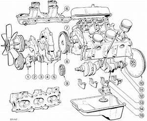 Ford Ranger 3 0 Engine Part Diagram