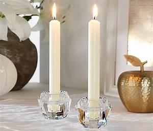 Kerzenhalter Glas Für Stabkerzen : 2 glas kerzenhalter online bestellen bei tchibo 353958 ~ Bigdaddyawards.com Haus und Dekorationen
