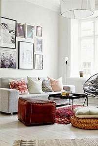 Idee Deco Peinture Salon : quelle couleur pour un salon 80 id es en photos ~ Preciouscoupons.com Idées de Décoration