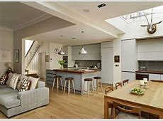 Unbelievable Kitchen Family Room Extension Ideas 5 on
