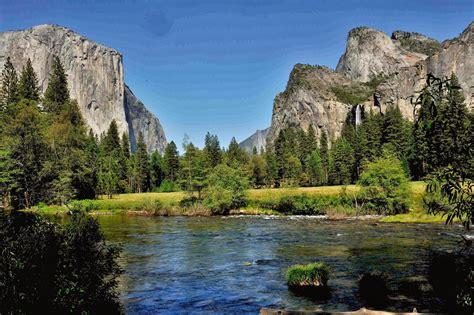 Travel Around The World Yosemite National Park California