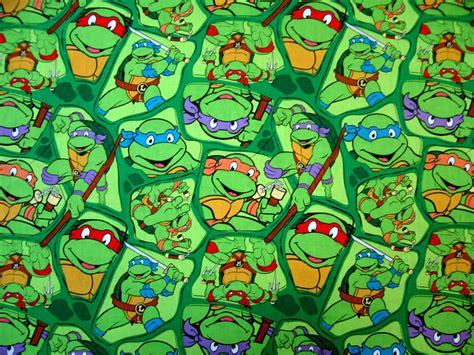 ninja turtle crib sheets bedding set sheetworld