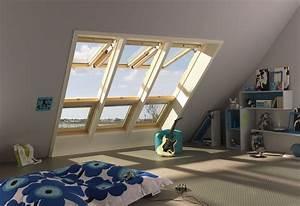 Rehausse Velux Toit Faible Pente : catalogue fen tre de toit ouverture par rotation ~ Nature-et-papiers.com Idées de Décoration