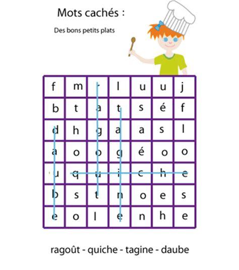 jeu de mots cuisine mots cach 233 s les plats jeux de mots cach 233 s cuisine