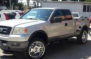Ford Lobo 2005 Impecable 288511