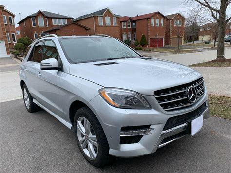 We are a local family dealer. 2013 Mercedes-Benz M-Class ML350 BlueTEC SUV, Crossover ...