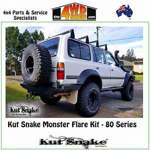 Kut Snake Monster Flare Kit