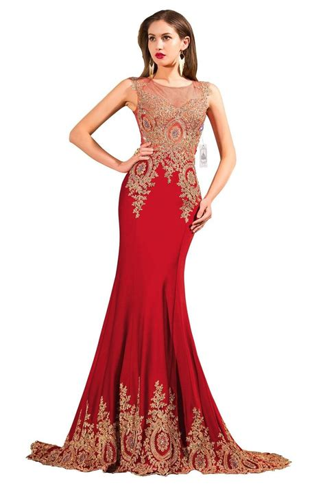top   red wedding dresses