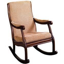venetian liverpool rocking chair dark oak walmart com