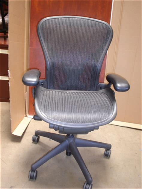 used herman miller aeron chairs in san diego but the