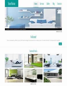 72 Best Interior Design Furniture Website Templates