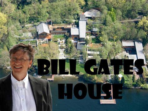 Bill Gates 3 Million House 2017