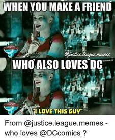 Justice League Funny Memes