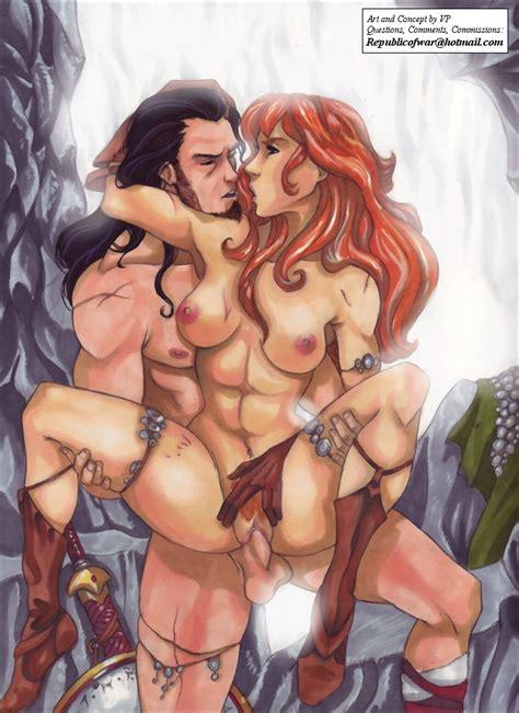 Red Sonja Sex By Vp1940 Hentai Foundry