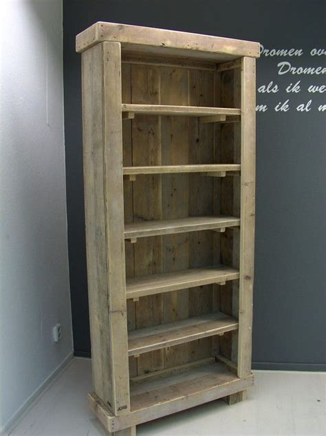boekenkast steigerhout hxbxdcm voor al je mooie