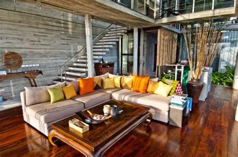 contemporary luxury dream house  beautiful infinity pool phuket thailand